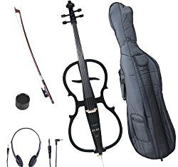 Cecilio CECO-1BK Electric Cello review