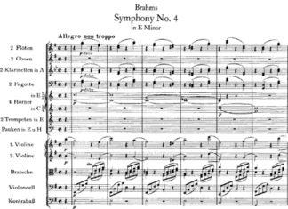 brahms no 4 symphony