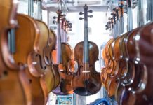 renting or buying stringed instruments