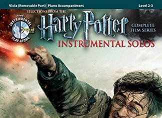 harry potter viola music