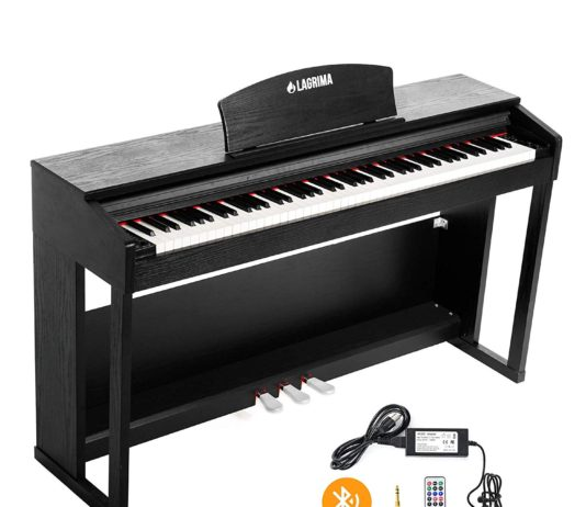 weighted digital piano
