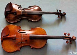 violin vs viola size