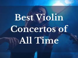 Best Violin Concertos