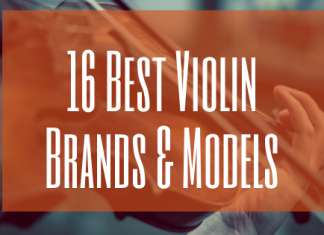 Best violin brands and models