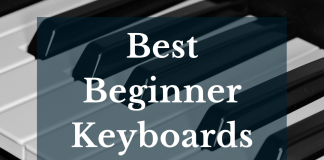 best beginner keyboards