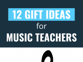 Gifts For Music Teachers