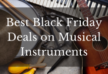 Best Black Friday Deals On Musical Instruments