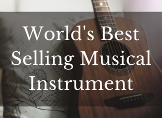Best Selling Musical Instrument