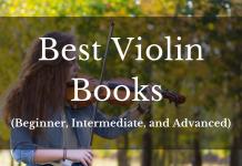 Best Violin Books