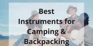 Best Instruments For Camping & Backpacking