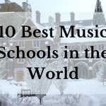 10 Best Music Schools In The World