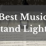 Best Music Stand Lights