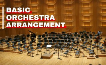 Featured image of Orchestra Central's Basic Orchestra Arrangement blog