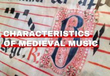 Orchestra Central's featured image for Characteristics of Medieval Music blog